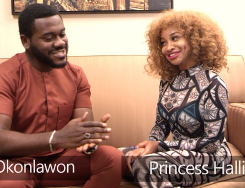 YOU CAN BE ANYTHING YOU CHOSE TO BE- ACTOR DEYEMI OKANLAWON SHARES